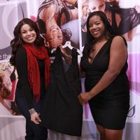 Jordin Sparks Hits Dallas to Meet Inspirational Fan at Dots