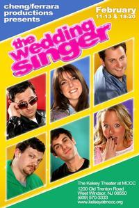 Kelsey Theatre Presents THE WEDDING SINGER 21120 20110125