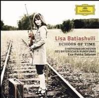 Violinist Lisa Batiashvili Releases Her Deutsche Grammophon Debut