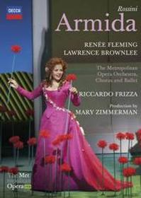 Rossini's Armida with Renee Fleming Released on DVD, 2/15
