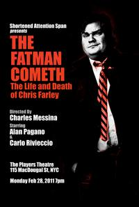 Shortened Attention Span Hosts Reading Of THE FATMAN COMETH