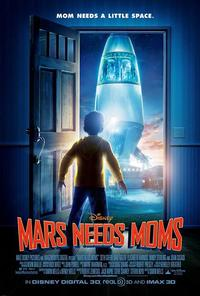 Mars Needs Moms Blasts Into IMAX Theatres This Friday 3/11