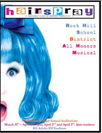 Rock Hill School District 3 Presents Hairspray 3 31 4 2