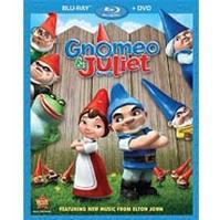 GNOMEO & JULIET with Music by Elton John Released on DVD Today