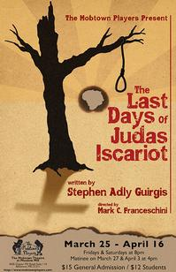 Cast_Your_Nets_Last_Days_of_Judas_Iscariot_20010101