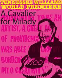 A CAVALIER FOR MILADY Transfers to Jermyn Street Theatre