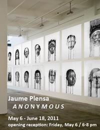 Jaume_Plensa_Set_for_Galerie_Lelong_20010101