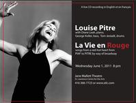 BWW-Interviews-Louise-Pitre-talks-La-Vie-En-Rouge-20010101