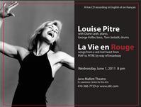 BWW-Interviews-Louise-Pitre-talks-La-Vie-En-Rouge-20010101