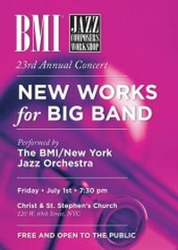 BMI Showcases New Jazz Works at 23rd Annual Concert