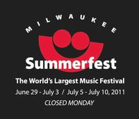 Summerfest 2011 Opens At Henry Maier Festival Park 6/29-7/3, 7/5-10