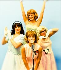 Hot Summer Nights Goes Back in Time with THE MARVELOUS WONDERETTES