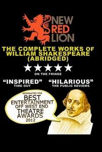Red-Lions-THE-COMPLETE-WORKS-ABRIDGED-Extends-20010101