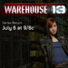 Anders Guests on 'Warehouse 13'; Series Returns 7/6