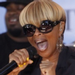 Photo Coverage: Mary J. Blige Performs On 'Good Morning America,' 7/2