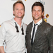 Harris, Burtka and Twins Featured in People Magazine