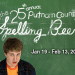 25TH ANNUAL PUTNAM COUNTY SPELLING BEE Closes at Paper Mill Playhouse, 2/13