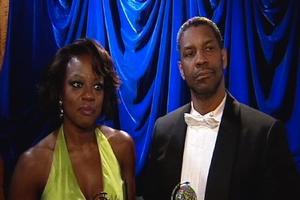 BWW TV: 2010 Tony Winners- Denzel Washington & Viola Davis