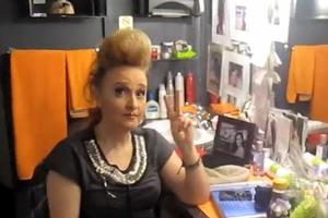STAGE TUBE: Etheridge Vlogs from Backstage at AMERICAN IDIOT