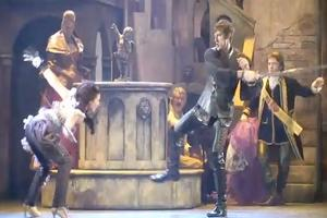 STAGE TUBE: Pasadena Playhouse's DANGEROUS BEAUTY
