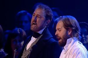 STAGE TUBE: O2 Valjeans Sing 'Bring Him Home' Quartet