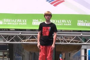 BWW TV: BILLY ELLIOT Plays Broadway in Bryant Park 2011!