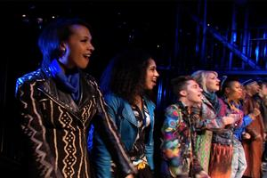 BWW TV Preview: More RENT - 'Seasons of Love' First Look