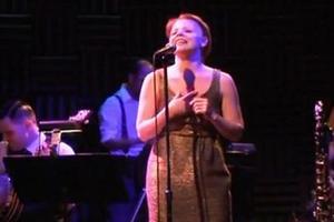 STAGE TUBE: Lauren Ambrose Sings FUNNY GIRL's 'My Man'