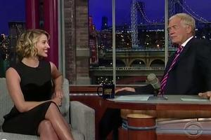STAGE TUBE: Dianna Agron & Cory Monteith Talk GLEE Tour!