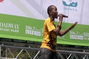 BWW TV: THE LION KING Plays Broadway in Bryant Park 2011!