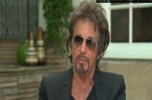 STAGE TUBE: Pacino Visits LARRY KING LIVE Tonight, 12/6