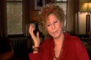 STAGE TUBE: Streisand Talks LITTLE FOCKERS
