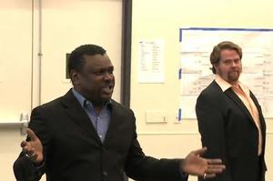 STAGE TUBE: Meet the Men of SISTER ACT!