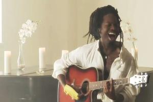 STAGE TUBE: Nhojj Sings 'Amazing Grace' in Support of Gay Marriage