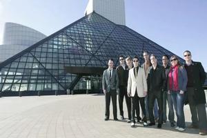 STAGE TUBE: MILLION DOLLAR QUARTET Visits Rock and Roll Hall of Fame