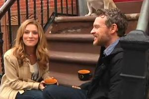 STAGE TUBE: GOOD PEOPLE's Tate Donovan Visits TALK STOOP