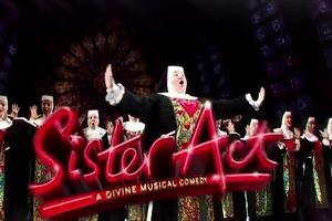 STAGE TUBE: SISTER ACT's New TV Spot!