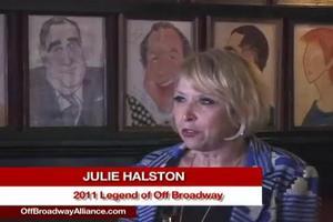 STAGE TUBE: Julie Halston, Everett Quinton Accept Alliance Awards
