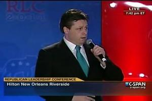 STAGE TUBE: Anthony Kearns Sings at Ronald Reagan Centennial Celebration