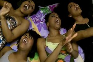 STAGE TUBE: Ladies from BABY IT'S YOU!  Cover 'Firework' for July 4th!