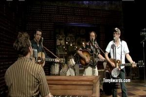 BWW TV: TONYS unplugged - Million Dollar Quartet - Down by the Riverside