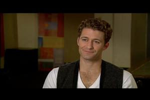 GLEE TV: Matthew Morrison Talks GLEE's 'Dream On'