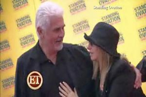 STAGE TUBE: Streisand, Brolin and More Attend 'Standing Ovation' LA Premiere