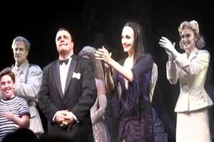 BWW TV: THE ADDAMS FAMILY Performs for The Actor's Fund