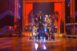 STAGE TUBE: ROCK OF AGES Performs on 'America's Got Talent'