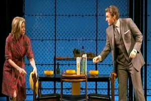 STAGE TUBE: Mazzie & Danieley in NEXT TO NORMAL!