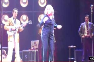 STAGE TUBE: Lesley Gore Takes the Stage with MDQ!