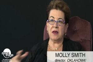 STAGE TUBE: Molly Smith Talks OKLAHOMA! at Arena Stage!