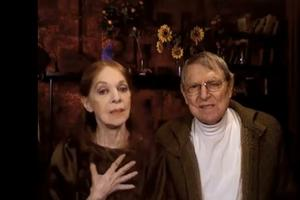 STAGE TUBE: John Cullum Reads 'Twas the Night Before Christmas'