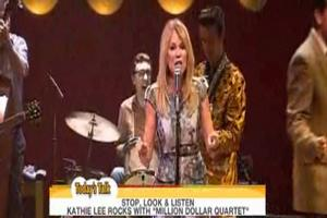 STAGE TUBE: Kathie Lee & Hoda Talk MILLION DOLLAR QUARTET